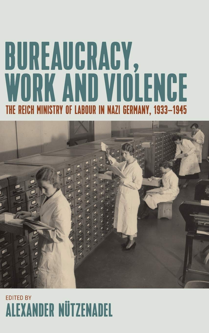 Cover Bureaucracy, Work and Violence